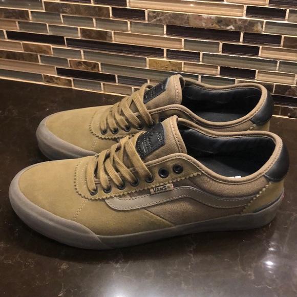 Vans Shoes | Vans Military Green Chima